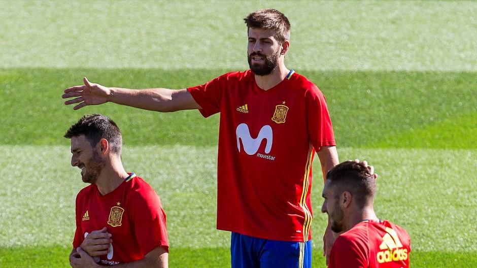 Barça-Verteidiger von spanischen Fans bepöbelt