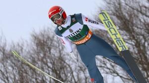 Start in eine neue Skisprung-Ära
