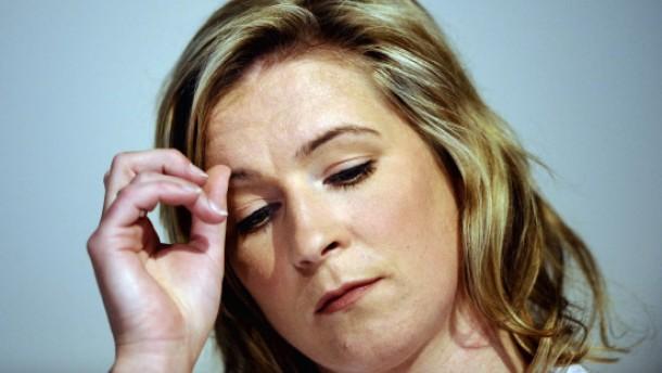 Soll zum Abtrainieren angehalten werden: Claudia Pechstein