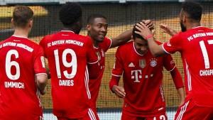 FC Bayern dank Musiala auf dem Weg zum Titel