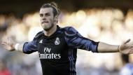 Bales Blitztor bringt Real Madrid auf Kurs