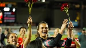 Die Weltfrauenfußball-Vorkämpferin