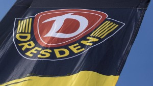 """""""Dresden steigt ab"""""""