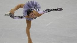 Zwei Moskauerinnen verzaubern Pyeongchang