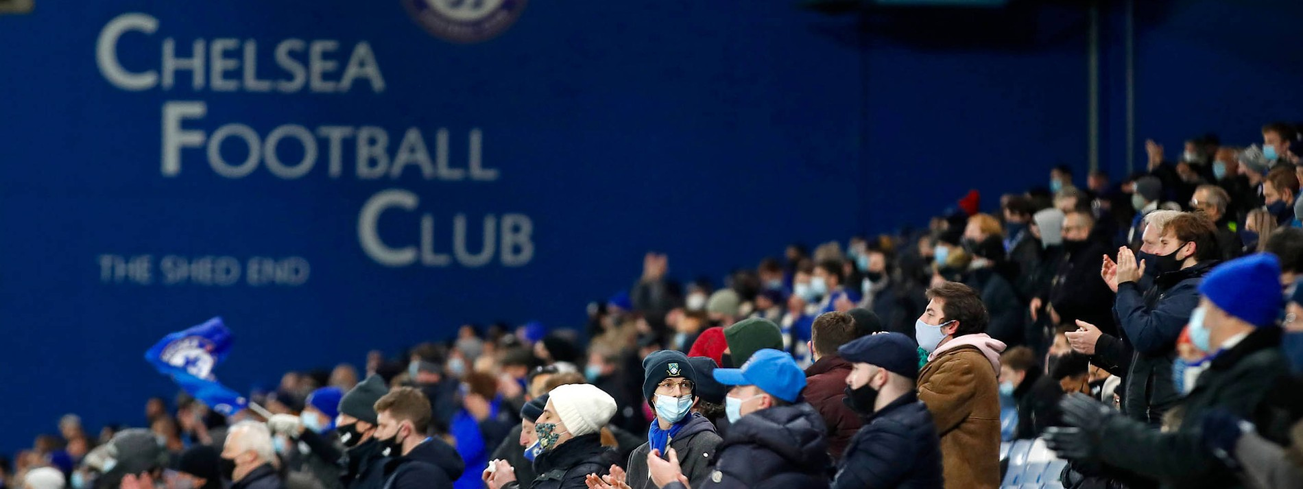 Premier League probt die Rückkehr der Fans