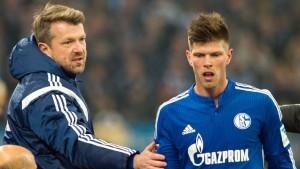 DFB sperrt Huntelaar auf Bewährung
