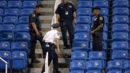 Drohne stürzt bei US-Open-Match ab
