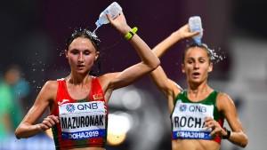 Hitze-Chaos wirkt sich auf Olympia-Marathon aus