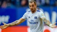 Der Drei-Tore-Mann vom HSV: Pierre-Michel-Lasogga