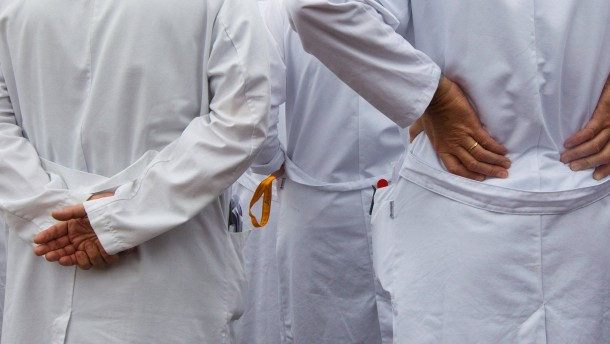 Ärzteproteste beginnen