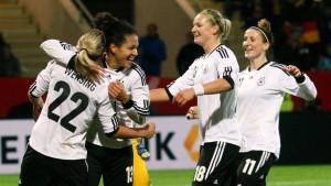 6:0 - Pflichtsieg gegen Slowakei