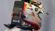 HANS schützt nicht nur den Nacken von Michael Schumacher