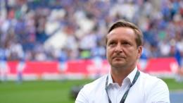 Horst  Heldt gibt den Romantiker und rügt eigene Fans