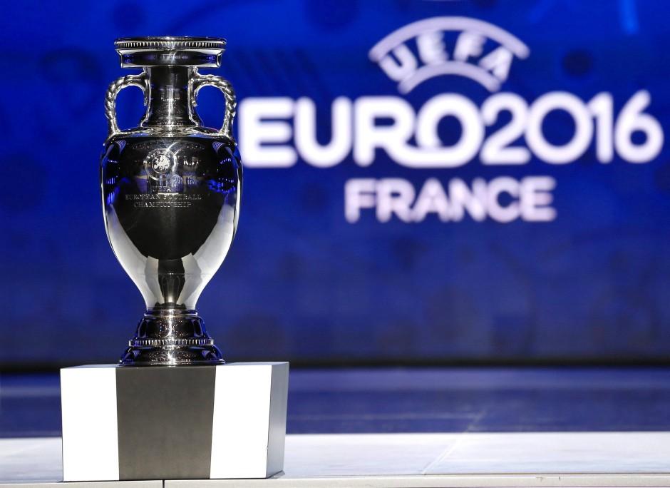 Darum geht es am 10. Juli 2016 - der EM-Pokal wird dann in Paris vergeben