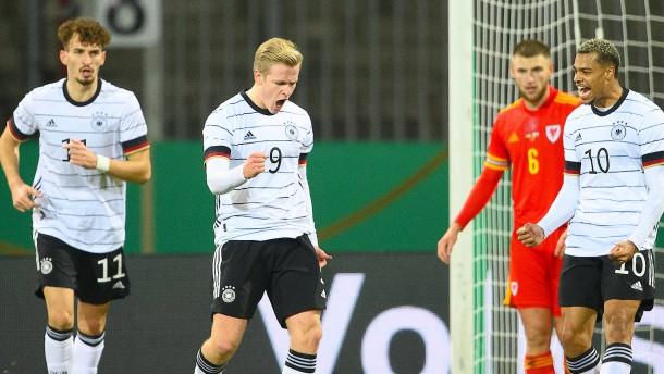 Deutsche U21 als Gruppensieger zur EM