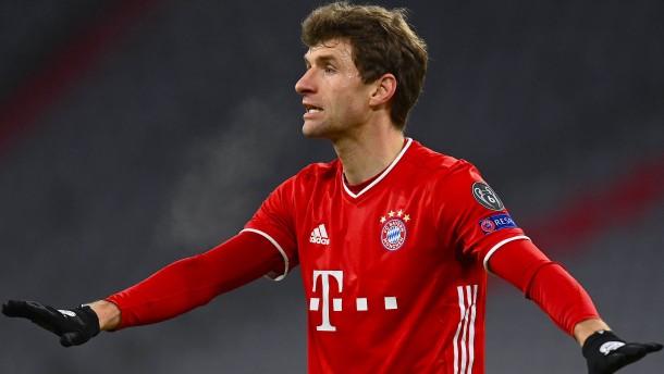 Der FC Bayern springt gerade hoch genug