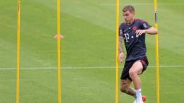 Für Bayerns Hernández wird die Luft dünner