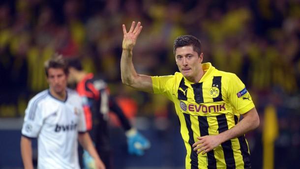 Dortmund macht es fast wie die Bayern