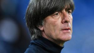 Deutschland mit Kimmich auf rechts gegen Frankreich