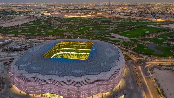 Qatar spielt in Europa mit