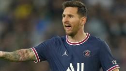 Majestätsbeleidigung von Lionel Messi?