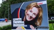 Kandidatin für den Bundestag.