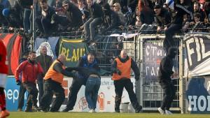 DFB-Bundesgericht bestraft Cottbus