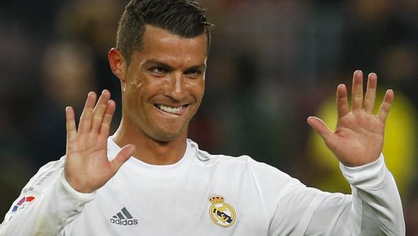 Ronaldo entscheidet den Clásico