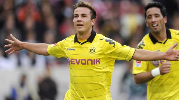 Dortmund macht den Rekord-Spieltag perfekt