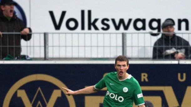 Wolfsburg marschiert weiter