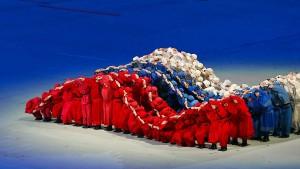 Russland und die Brücke nach Pyeongchang