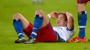 Die fatale Lage des Hamburger SV
