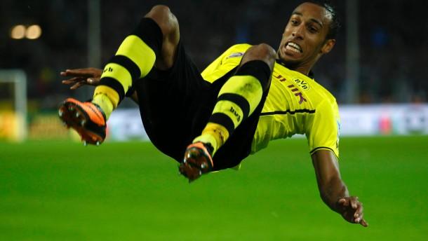 Dortmund wie entfesselt