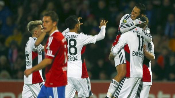 Leverkusen überwindet sein Trauma