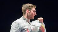 """""""Dieses krasse Gegeneinander ist nicht in unserem Sinne"""": Max Hartung würde gerne sportpolitisch mit offenem Visier kämpfen."""