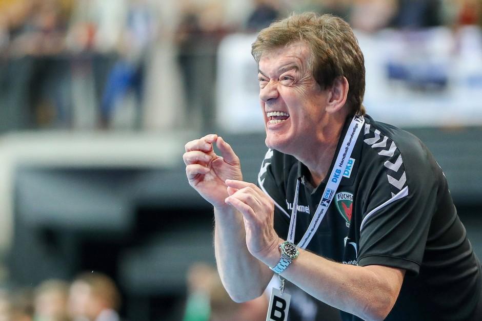 Maßgeblicher Mann an der Linie: Der Berliner Trainer Velimir Petkovic