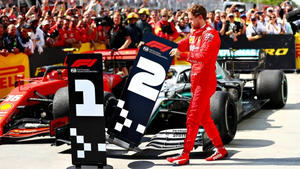 Strafe verhindert Sieg – Vettel völlig frustriert
