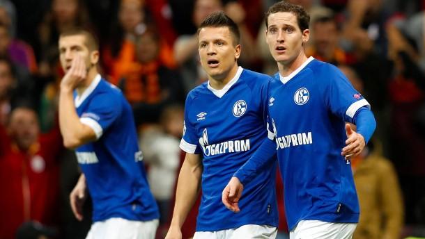Schalke scheitert nur an sich selbst