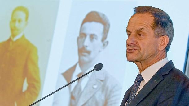 """""""Sport trägt historische Schuld"""""""