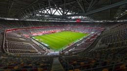 Corona-Fall bei DFB-Gegner vor Spiel in Düsseldorf