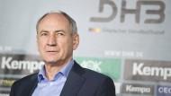Wende im Machtkampf im deutschen Handball: Bernhard Bauer will wieder Präsident werden