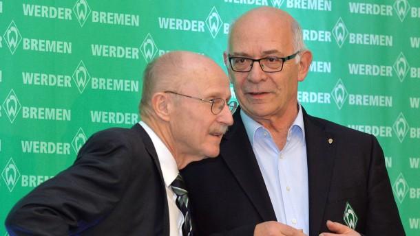 Aufsichtsratschef Lemke zieht sich zurück