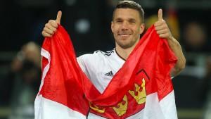 Warum Podolski nicht nach China wollte
