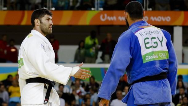 IOC rügt ägyptischen Judoka