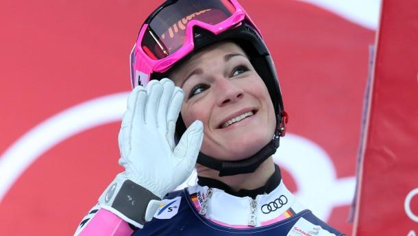 Für die Königin beginnt das Après-Ski