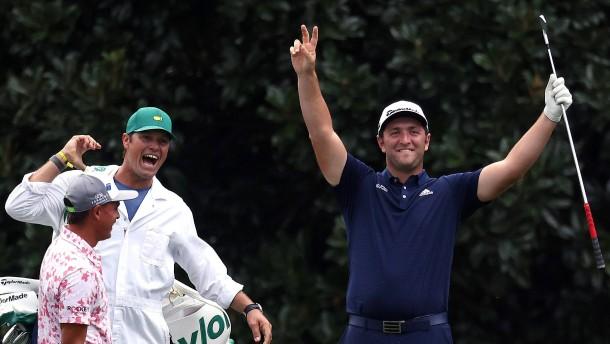 Golf-Star gelingt unglaublicher Zauberschlag