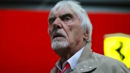 Die Formel 1 und der Schatten Ecclestones