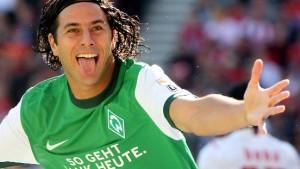 Werder Bremen nähert sich der Spitze