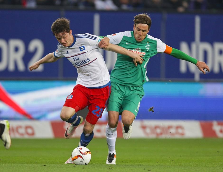 Hamburg Bremen Bundesliga