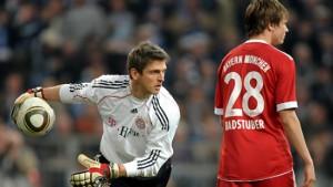 Die Bayern im Verteidigungsnotstand